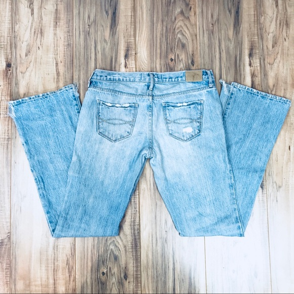 best website 1657a 72d0d Abercrombie & Fitch | Light Blue Jean | Size 4S